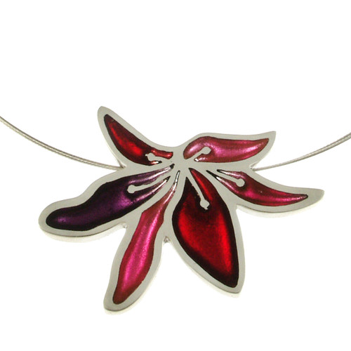 2142-1 - Orchid Pendant Trifle