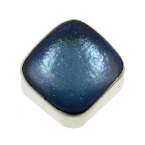 2220-27 - Organic Square Stud Earring Haze