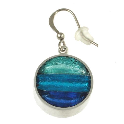 2162-22 - Gradient Earrings Turquoise