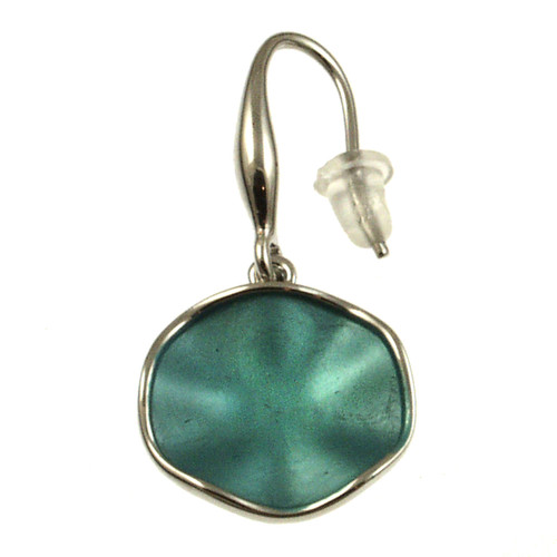 935-22 - BLUE/SILVER EARRING