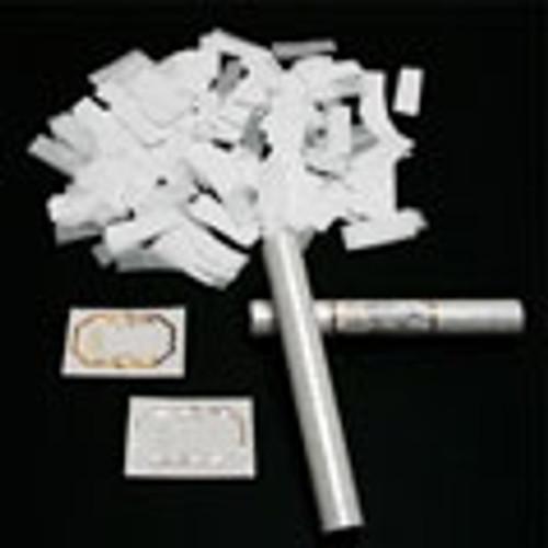 Personalized confetti launcher
