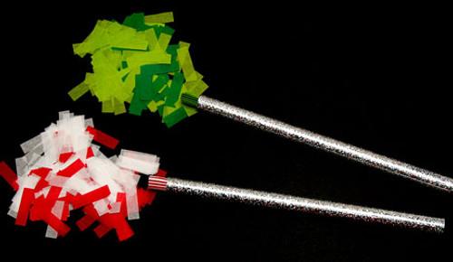 "14"" Confetti Sticks (Custom Colors)"