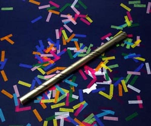 """18"""" Airless Confetti Launcher with tissue confetti"""