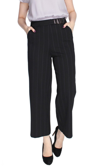 Buckles Ankle Pants