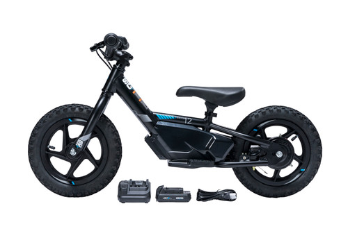 "STACYC 12"" eDRIVE Electric Balance Bike"