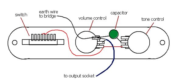 Control Plate Wiring Diagram 1
