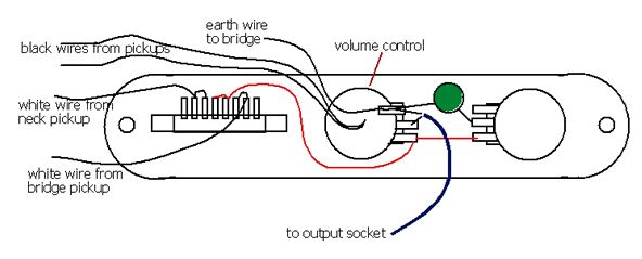 Control Plate Wiring Diagram 2