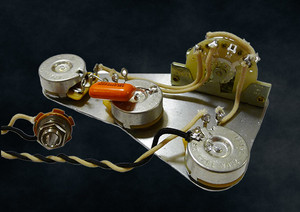 Fezz Parka Tone Blend Wiring Mod Tutorial