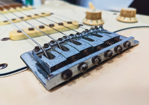 Guitar Setup Guide Part 5: Guitar Intonation Adjustment