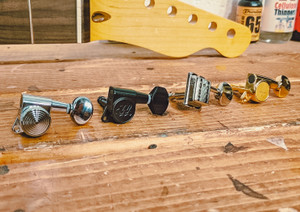 Tone Talk: Guitar Tuners