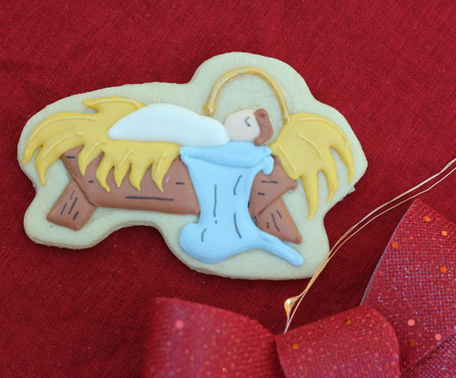 Infant Jesus  3D Printed Cookie Cutter | Catholic Cookie