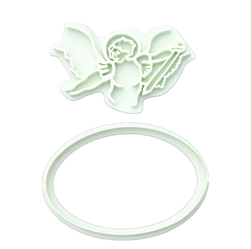 Saint Michael 3D Printed Cookie Cutter | Catholic Cookie, Christian