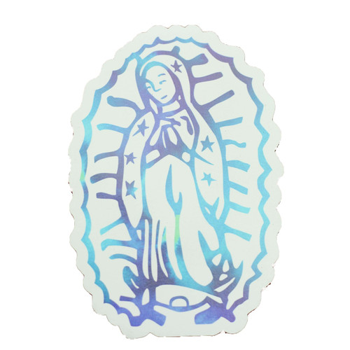 Diecut Magnet: Our Lady of Guadalupe   Kitchen, Refrigerator