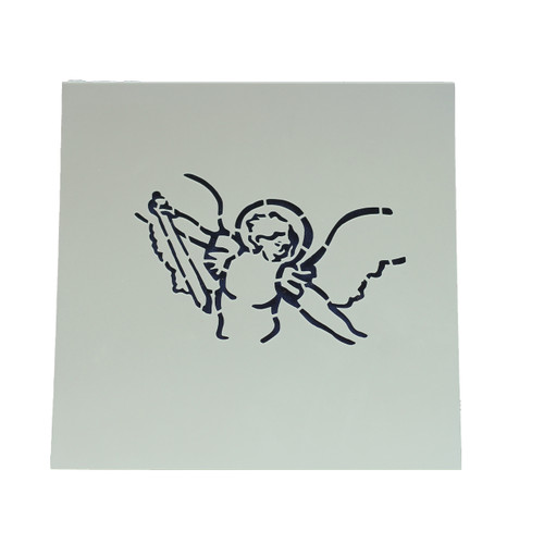 Saint Michael Cookie Stencil | Catholic Cookie, Christian