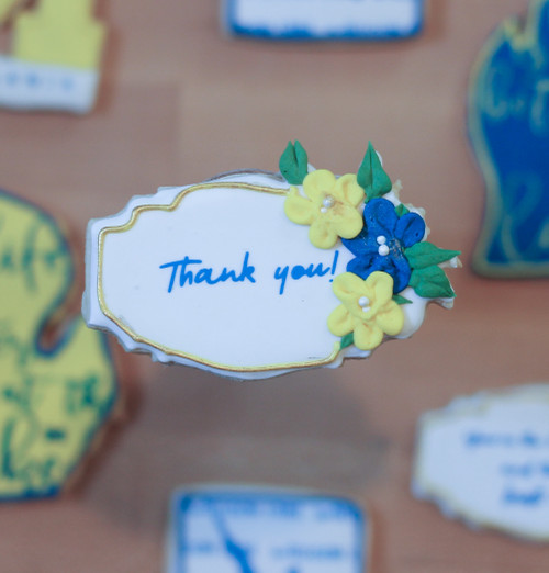 Floral Plaque 3D Printed Cookie Cutter