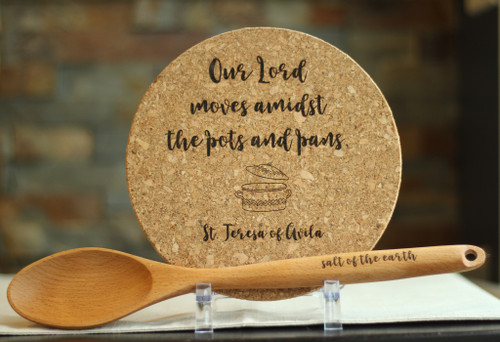 Spoon & Trivet Bundle