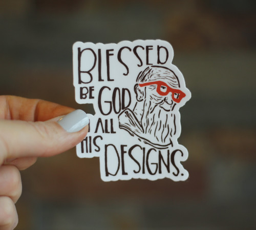 Sticker: Blessed Solanus Casey