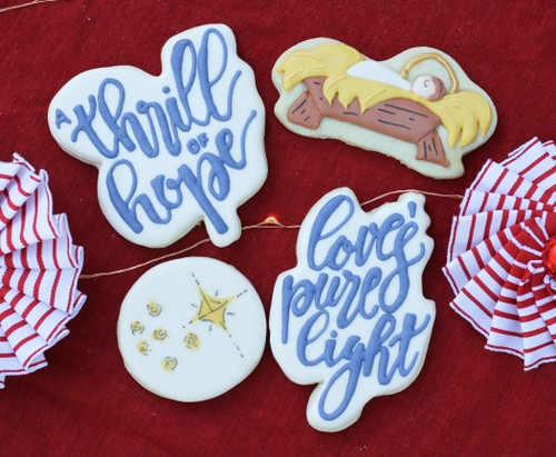 Christmas Cookie Decorating: December 14
