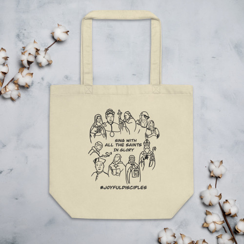 All Saints Eco Tote Bag