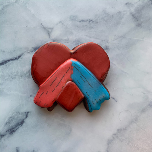 Divine Mercy Outlines 3D Printed Cookie Cutter |  Catholic Cookie, Christian