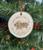 Wood Slice Isaiah 9:6 Ornament
