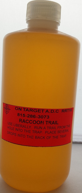 Raccoon Trailing Lure