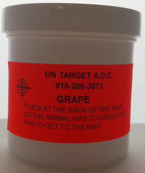Grape paste bait 6oz