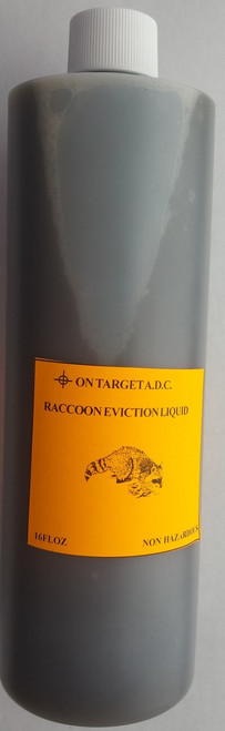Raccoon Eviction Liquid 16oz