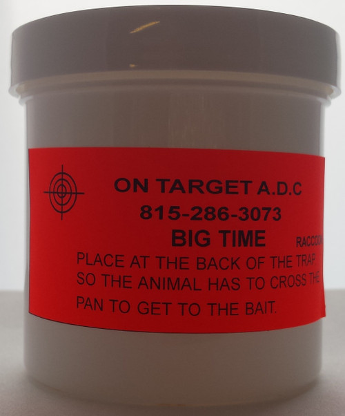 Big Time paste bait 6oz