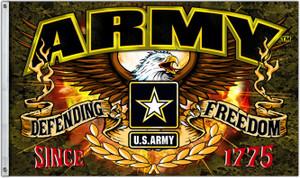 Army Military Flag