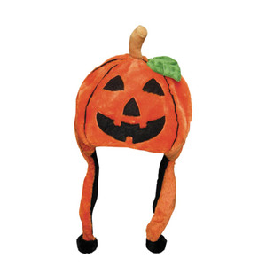 Halloween Critter Cap: Pumpkin