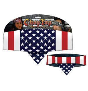 Chop Top: American Flag