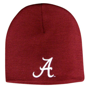 Premium College Beanie: Alabama Crimson Tide