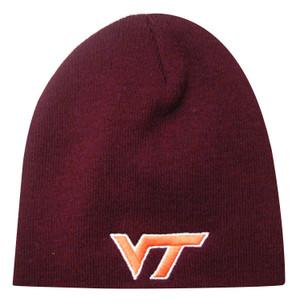 College Beanie: Virginia Tech Hokies