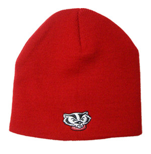 College Beanie: Wisconsin Badgers