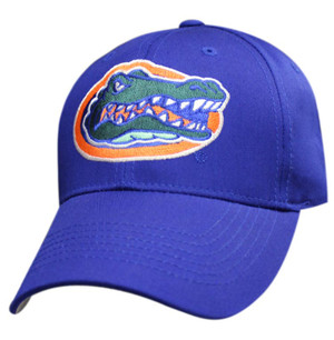 Premium Color Logo: Florida Gators - Royal Blue
