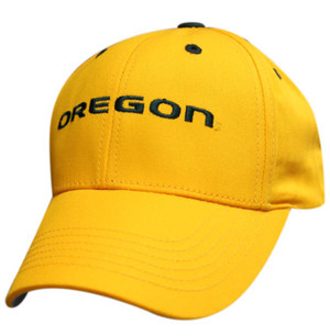 Premium Color Logo: Oregon Ducks - Yellow