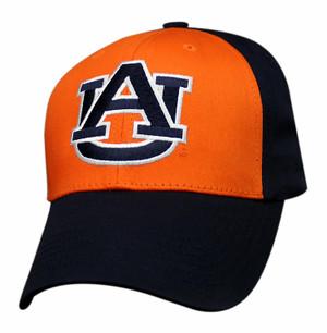 Premium 2-Tone Logo Plus: Auburn Tigers