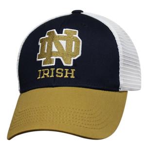 Premium Logo Mesh Back: Notre Dame Irish