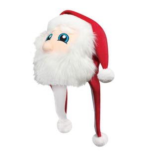 Christmas Critter Cap: Santa