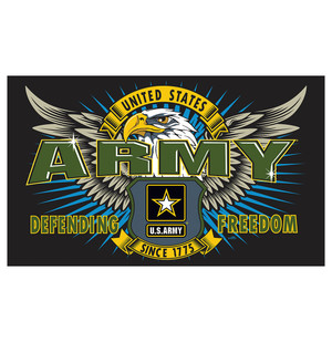 Mission First Flag: Army
