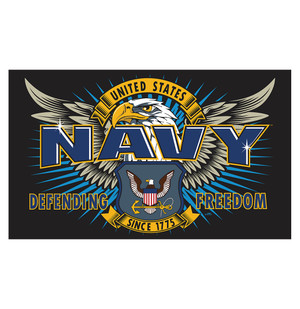 Mission First Flag: Navy
