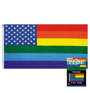 3' X 5' Pride Flag