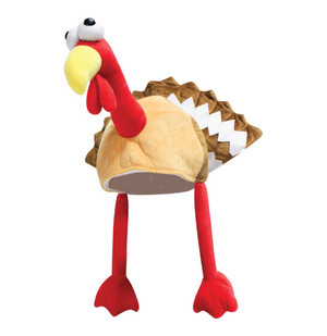 Thanksgiving Critter Cap : Tom the Turkey