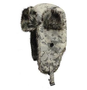 Dakota Dan Trooper Hat Digital Camo Natural