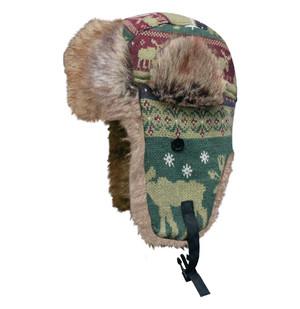 Dakota Dan Trooper Moose Animal Knit