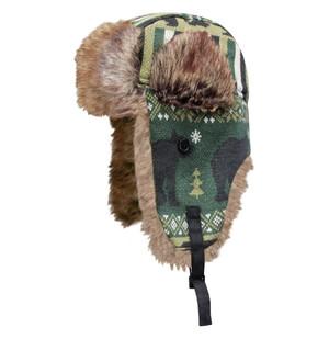 Dakota Dan Trooper Bear Animal Knit