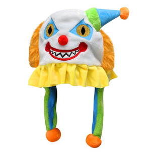 Halloween Big Eye Critter Cap: Evil Clown