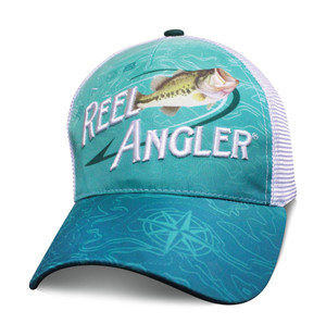 Reel Angler Chartered Tropics: Bass