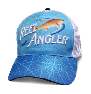 Reel Angler Chartered Tropics: Redfish